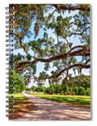 Southern Serenity Spiral Notebook