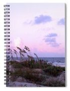 Southern Shoreline Spiral Notebook