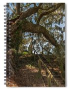 Southern Step Up Spiral Notebook