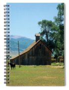 Southfork Barn Spiral Notebook