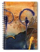 Southwest Holiday - Completed Spiral Notebook