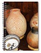 Southwest Kiln Conference Spiral Notebook