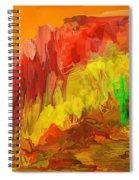 Southwest Memories Spiral Notebook