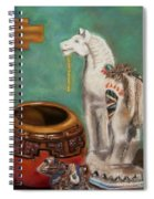 Southwest Treasures Spiral Notebook