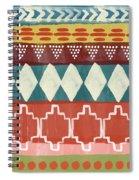 Southwestern 1- Art By Linda Woods Spiral Notebook