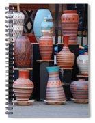 Southwestern Potery Spiral Notebook