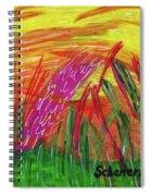 Southwestern Serenade Spiral Notebook