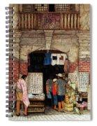 Souvenir Spiral Notebook