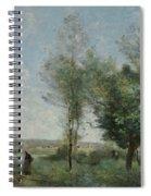 Souvenir Of Coubron Spiral Notebook