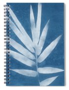 Spa Bamboo 2- Art By Linda Woods Spiral Notebook