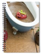 Spa Day Spiral Notebook