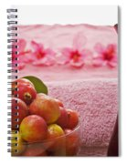 Spa Elements Spiral Notebook