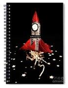 Space Craft Spiral Notebook