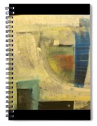 Space Dog Spiral Notebook