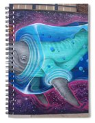 Space Dream Spiral Notebook
