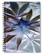Space Plant Spiral Notebook