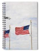 Space Shuttle Spiral Notebook