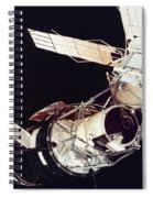 Space: Skylab 3, 1973 Spiral Notebook