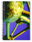 Space Station Spiral Notebook