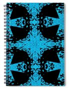 Space Station Repair Mission Spiral Notebook