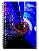 Space The Other Dimension Spiral Notebook