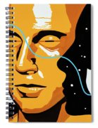 Space Time Spiral Notebook