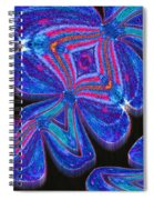 Spades Spiral Notebook