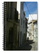 Spain One Way Spiral Notebook