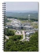 Spallation Neutron Source Spiral Notebook