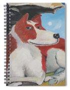 Spaniel Ancestor Spiral Notebook