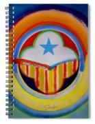 Spanish American Spiral Notebook