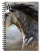Spanish Beauty Spiral Notebook