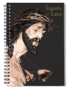 Spanish Christ Spiral Notebook