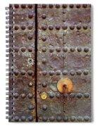 Spanish Door Spiral Notebook