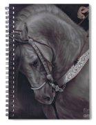 Spanish Horse Spiral Notebook