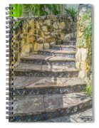 Spanish Steps Spiral Notebook