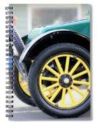 Spare Tire Spiral Notebook