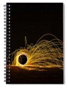Sparks 2 Spiral Notebook