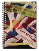 Sparks - 280 Spiral Notebook