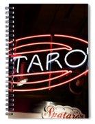 Spataros Spiral Notebook