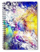 Spazz Spiral Notebook