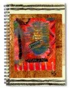 Speak 2 Me Spiral Notebook