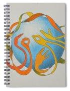 Speak Spiral Notebook