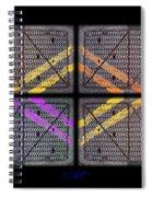 Speak Urban Spiral Notebook