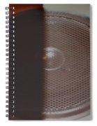 Speaker Spiral Notebook
