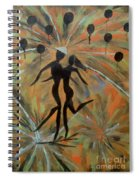 Spectacular Night Spiral Notebook