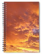 Spectacular Sunrise Spiral Notebook