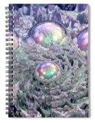 Spectral Universe Spiral Notebook