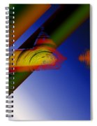 Spectrum Of Roses Spiral Notebook