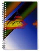 Spectrum Of Roses Spiral Notebook